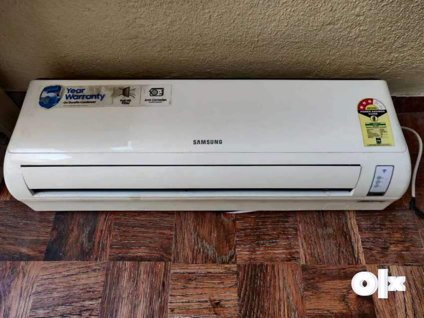 Samsung 1 ton AC in warranty with bill