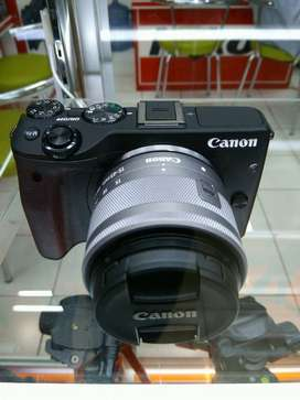 Canon camera eos m3 mirrorless