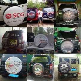 Cover/Sarung Ban Terios/Escudo/Daihatsu Taft/Rush/New 2019#mentul2  Ba