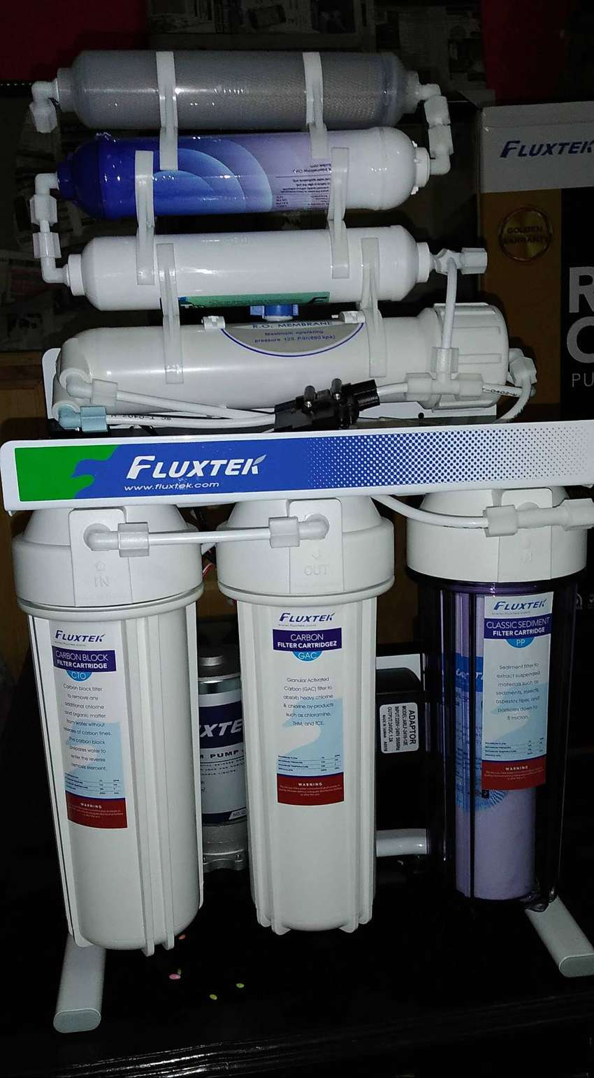 Ro Water Filter for Home or Office use, 7-Stage Taiwan 202021