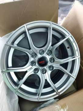 14 INCH NEW ALLOY 100/114PCD 6J