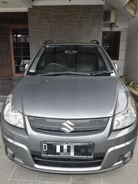 Untuk pemakai Suzuki SX4 Xover A/T 2009 mulus sekali
