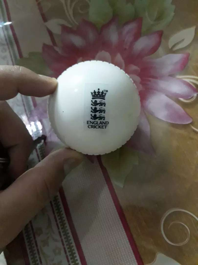 Rubber ball for cricket practice 0