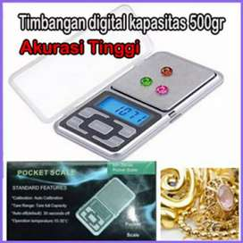 PROMO - Timbangan Mini Digital (Emas/Perhiasan/Pocket Scale)