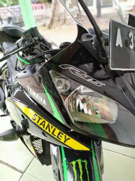Yamaha R15 Monster D Tech, Limited Edition