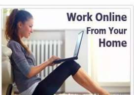 Simply typing work from home with daily payment WhatsApp now