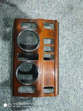 Panel wood climate AC.Mercy boxer w124