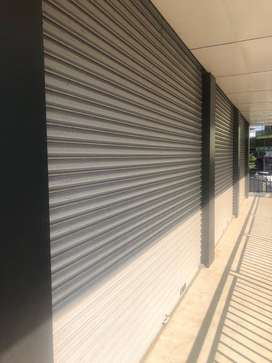 New fitted Rolling shutters for sale