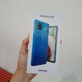 Samsung  A12 Ram 4/128 GB Resmi Sein Promo