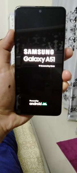 Samsung Galaxy a51 6/128 10 month warranty