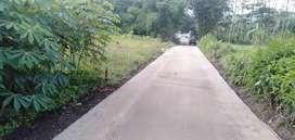 Jual tanah 21 tumbak dekat jalan raya mekarlaksana ciparay .