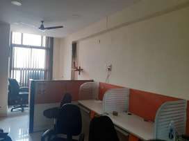 450 sft fully furnished office in Panjagutta