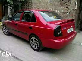 Hyundai Accent 2004 Diesel Good Condition full lodid