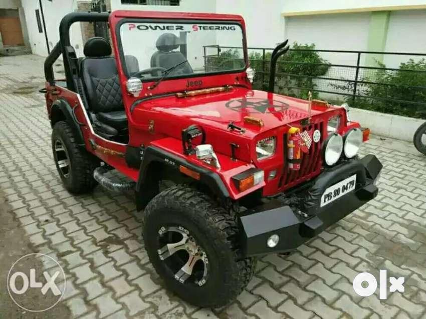 Jeep modified 0