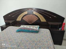 Double XL size Bed with mattress