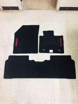 Tata Altroz Black Carpets - Set of 3