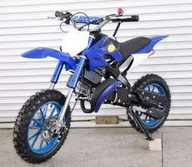 New 50cc dirt bikes for kids