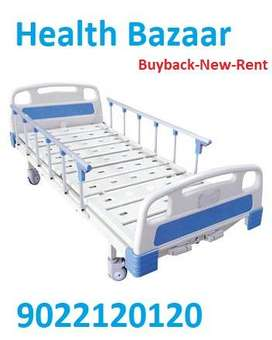 Hospital patient beds on Rent, Medical cot, Automatic Surgical bed fow