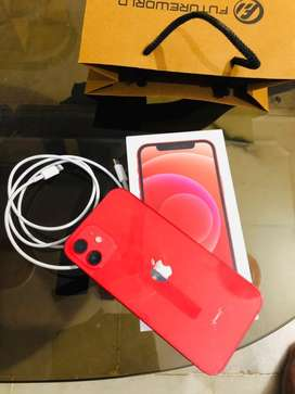 Iphone 12 Product Red / 128 gb