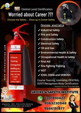 Fire and Safety Courses