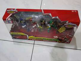 Jual BANDAI Power Rangers Dino Charge Dino Action Pack EXCLUSIVE