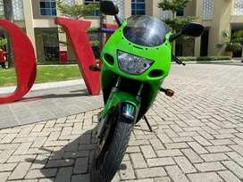 Kawasaki Ninja RR 150SE