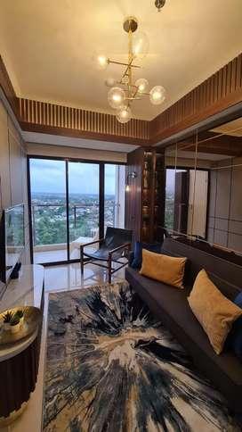 Disewakan Unit Apartemen jogja tipe 1 Bedroom luas 44,90 m² lengkap