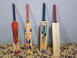 I am selling Complete Leather Ball Cricket Kit