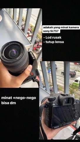 Kamera Sonny SLT57