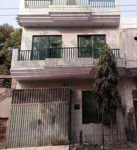 3marla double house in iqbal town for sale