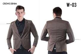 Blazer Cowok, Blazer Murah, Premium Grand Feel Blazer