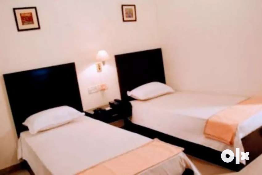 Luxirious bed facility with all amenties 0