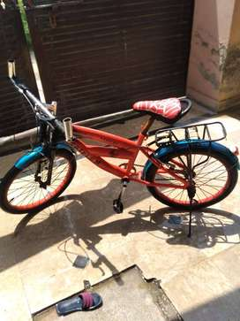 Bicycle for children upto age 12
