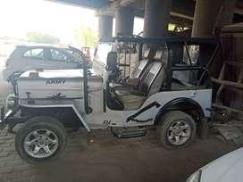 "Military jeep in Rohtak"" Haryana"""