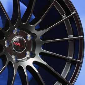 Velg/Pelek Mobil HSR - MUCHOS H928 Ring18x95/105 Lubang5 SMB