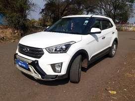 Hyundai Creta 1.6 CRDi SX Plus, 2017, Diesel