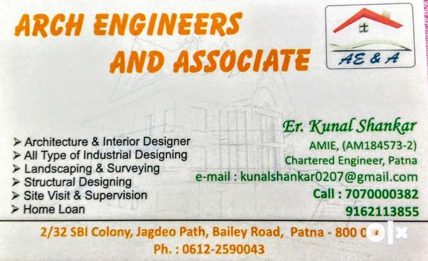 Map Designing ,Architects ,engineers and associates