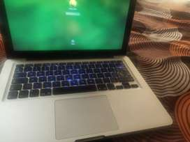 Good condition and 8 GB ram 1 tb mackbook pro
