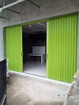 Folding gate pondok gede jatiwaringin bekasi