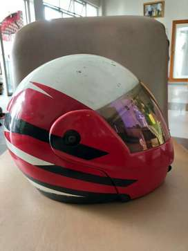 Helm fullface mantap yoshi