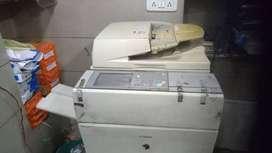 CANON IR5050 XEROX MACHINE