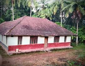 HOUSE WITH 28 CENTS LAND FOR LOW RATE IN KABAKA , PUTTUR