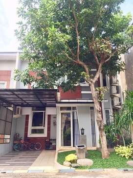 Rumah Graha Wahid Tembalang Semarang, Full Furnished