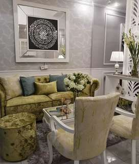 Sofa custom modern