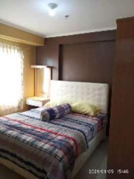 Management bulanan type 2Bedroom apartemen gateway pasteur bandung