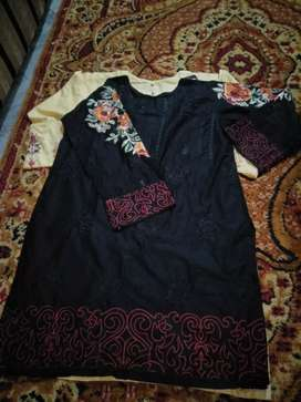 pure cotton shirts Eid collection