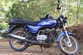 CT100 bike for sell urjent need money plz anybody contact me