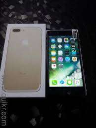 Apple I Phone 7PLUS are available on Good price with COD service.32 G