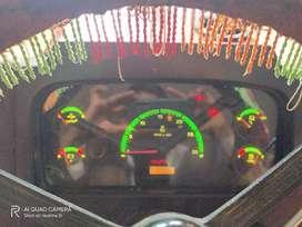 7250   50 horsepower power stering