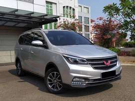 Wuling cortez 1.8 lux+ AMT automatic 2018 silver
